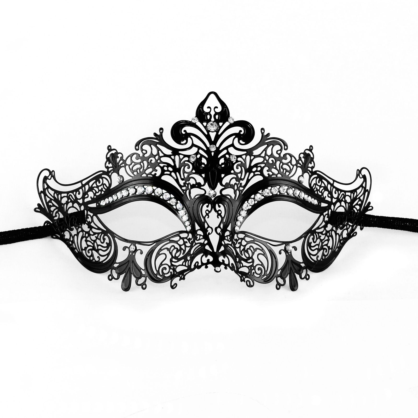 Masquerade mask masquerade mask vine mask metal lace masquerade - Venetian Design Mardi Gras Metal Masquerade Mask Dress Up Party Ball
