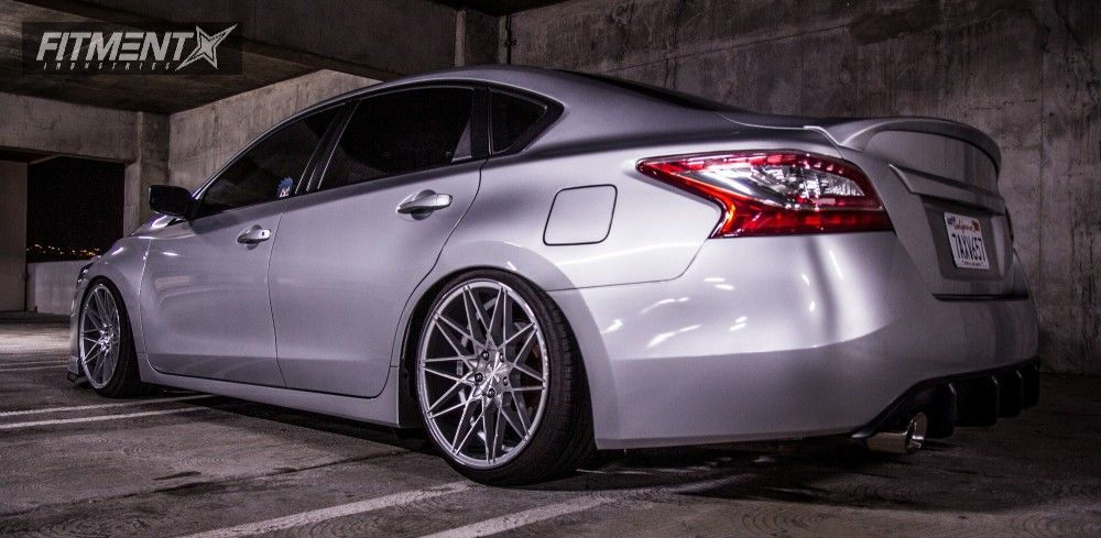 4 2013 Altima Nissan Bc Racing Coilovers Klutch Km20