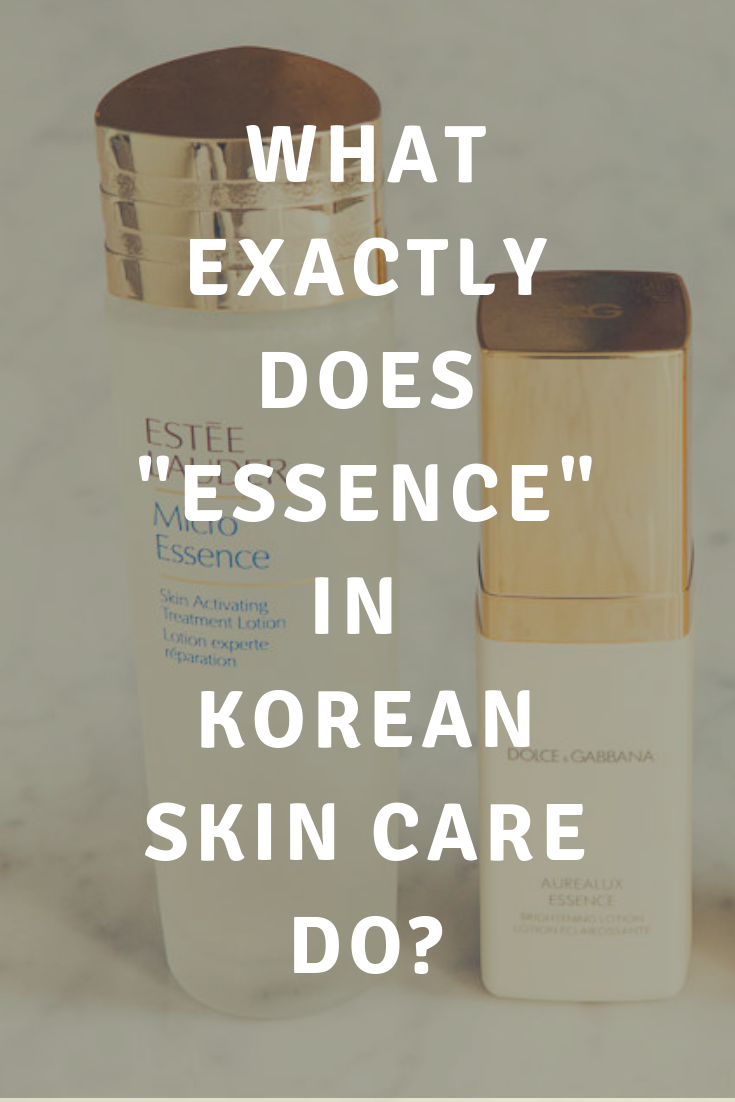 This Product Essence Used By Korean Women Before Beginning Their Skin Care Routine It Is Almost As Important As Skin Care Routine Skin Care Face Skin Care