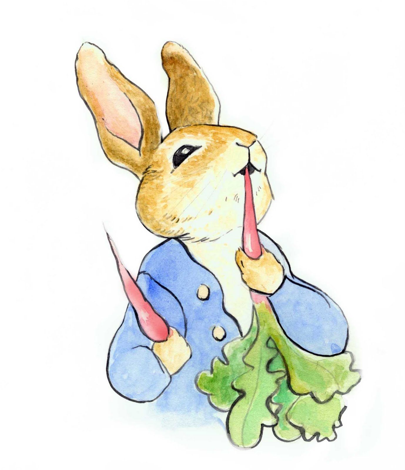 By beatrix potter baby l turns peter rabbit pinterest
