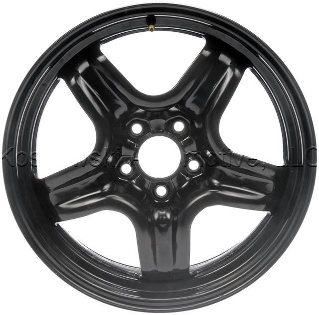 Chevy Malibu Pontiac G6 Steel 17 Wheel 9595391 9597624 Dorman 939 101 Chevrolet Malibu Chevy Malibu Pontiac