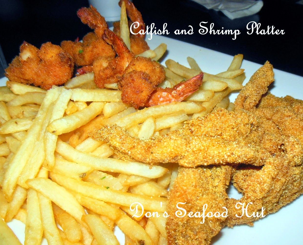 Fleur de Lolly: Dining Out in New Orleans - Don's Seafood Hut