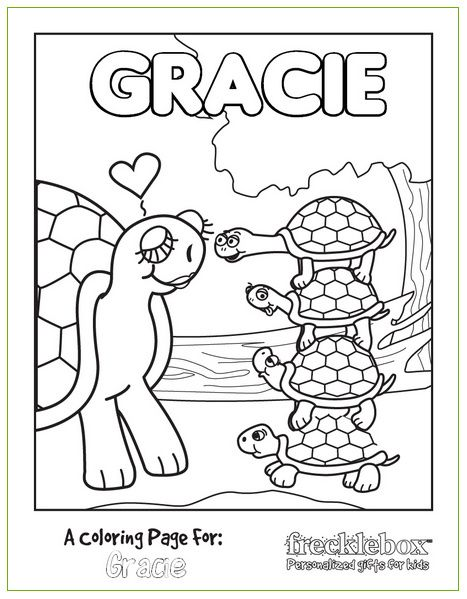 Free Personalized Coloring Pages Coloring Pages For Kids Name
