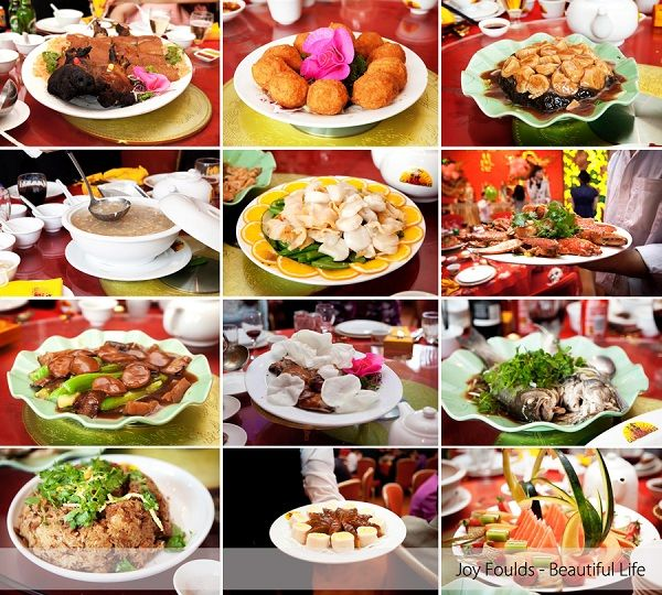 Chinese Wedding Banquet (we'll have 9 courses, not ...