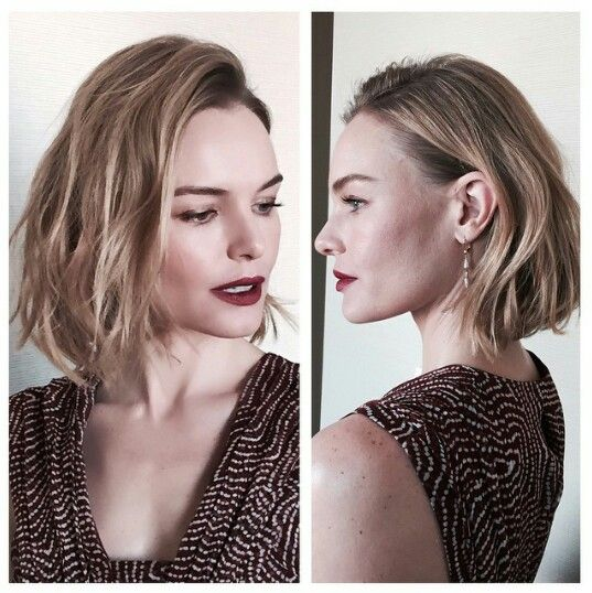 Beautiful cut. #katebosworth