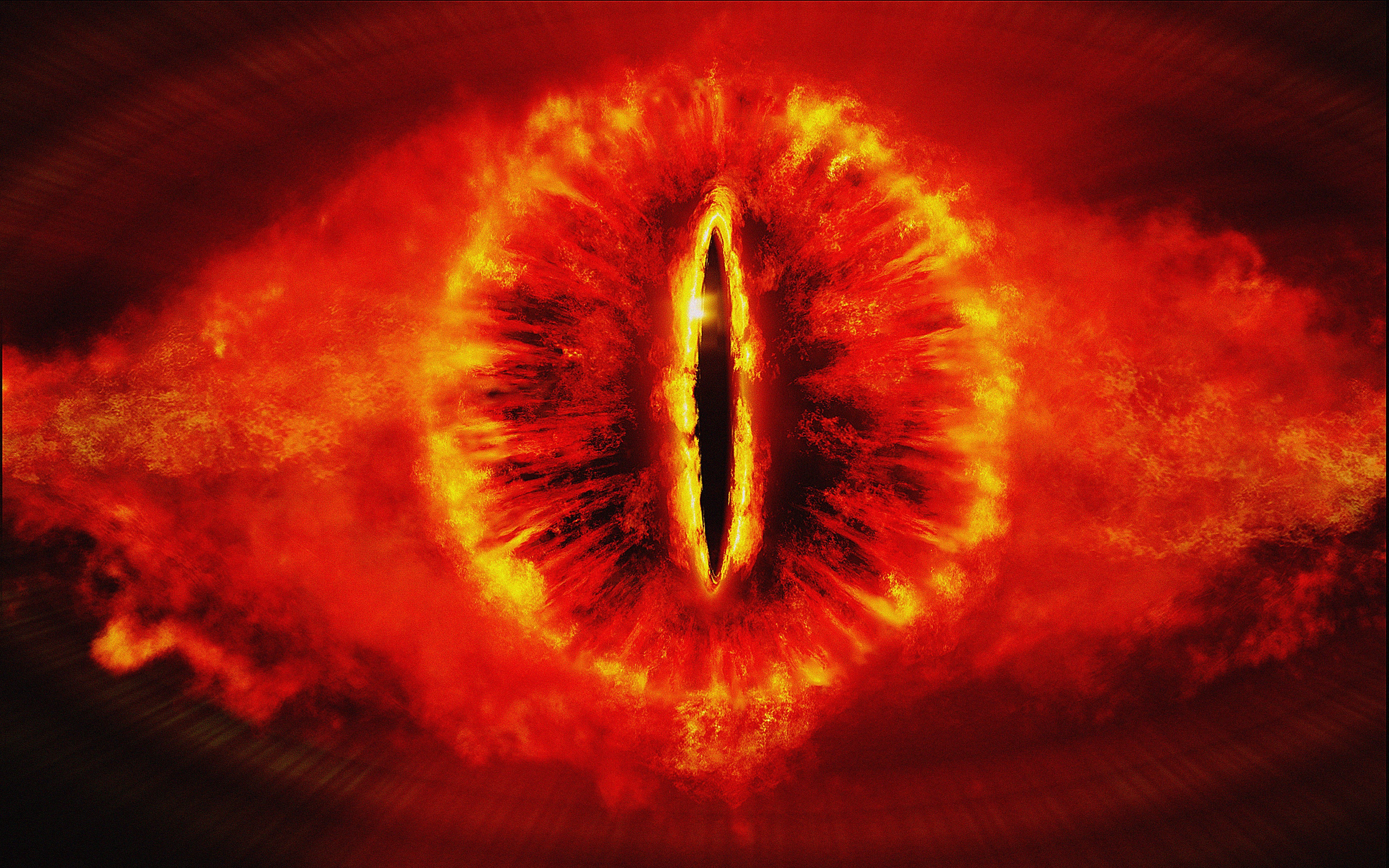 Download Wallpaper Eyes The Lord Of The Rings The Eye Of Sauron Lord Of The Rings Tolkien Dark Lord Morgoth