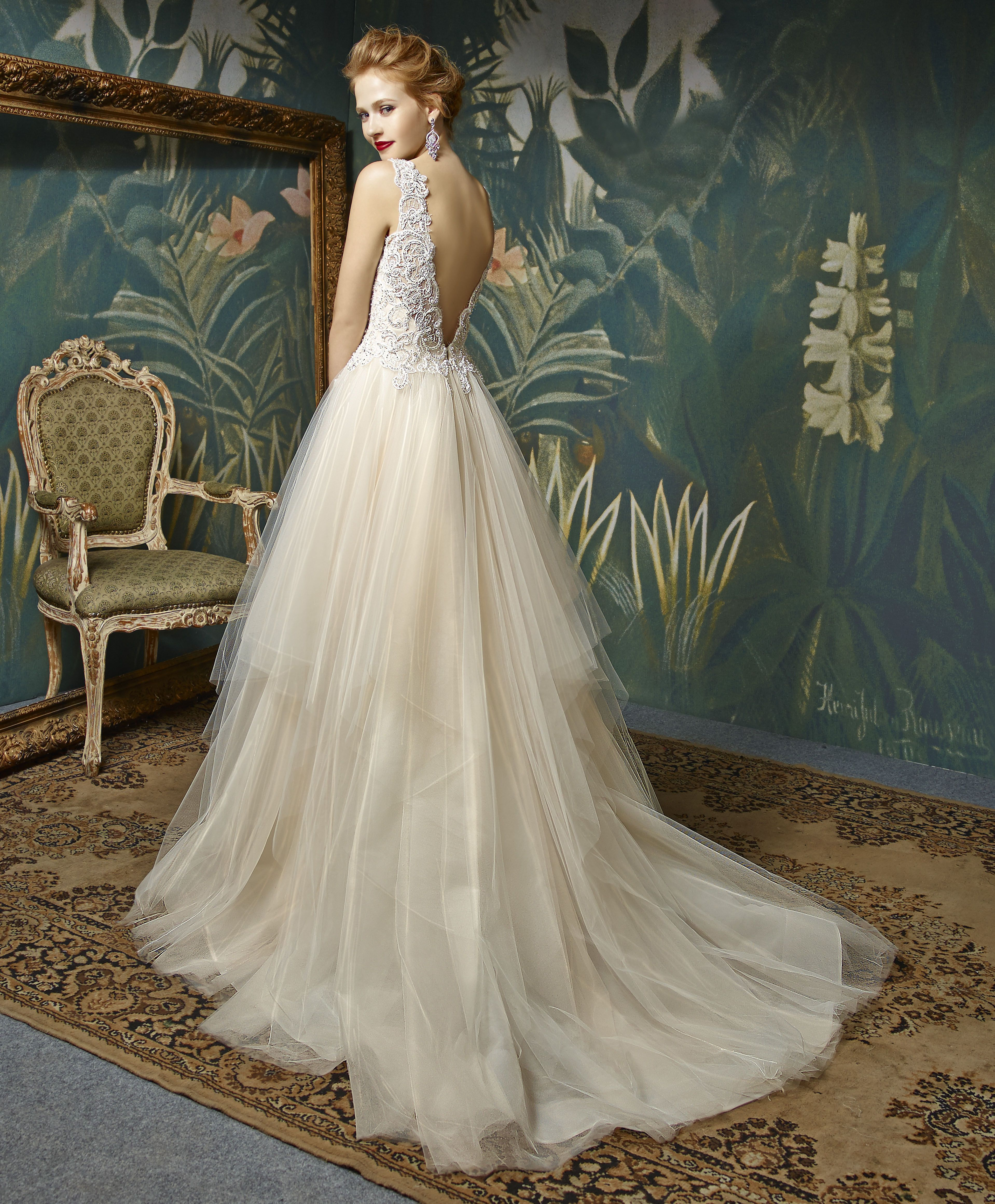 1176930ae5c Enzoani Wedding Gown - Toronto Bridal Gown