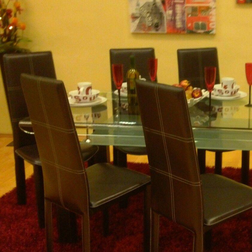 Comedores y antecomedores mueblesdico amuebla tu casa for Comedores y antecomedores