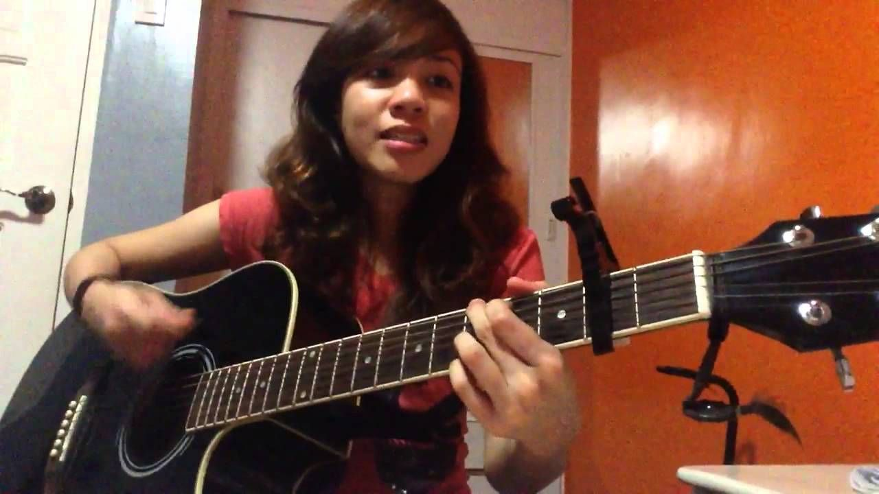 Head Over Feet Alanis Morissette Acoustic Guitar Cover By