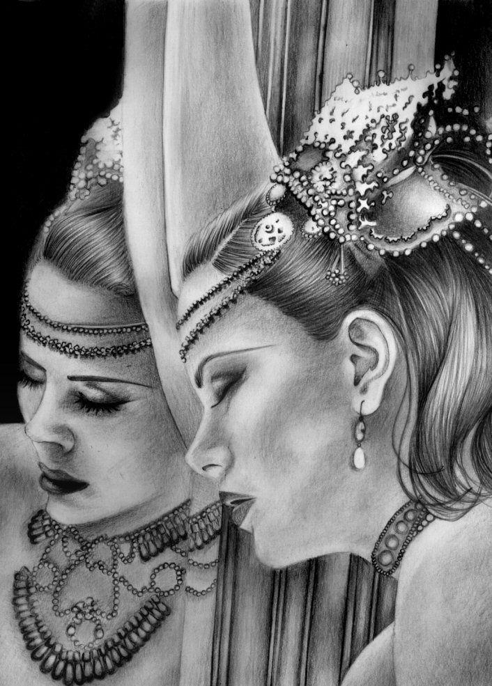 the hindu courtesan by alohomoradeviantartcom on deviantart nicole kidman as