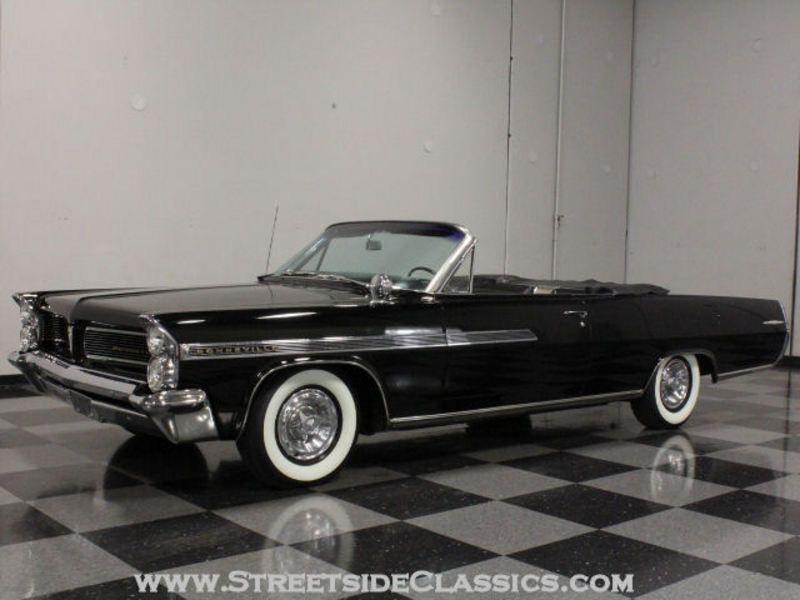 1963 Pontiac Bonneville For Sale in Charlotte, North Carolina   Old ...