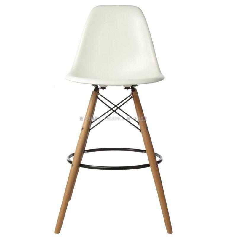 Dsw Abs Barkruk Geinspireerd Door Charles Eames Replica Design