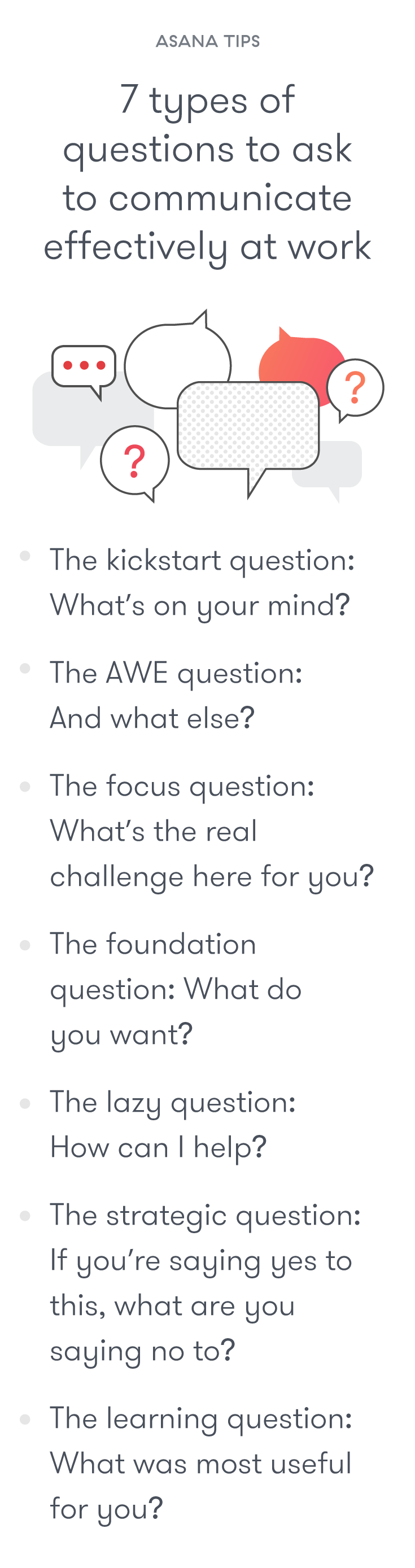 7 questions you should ask to develop effective