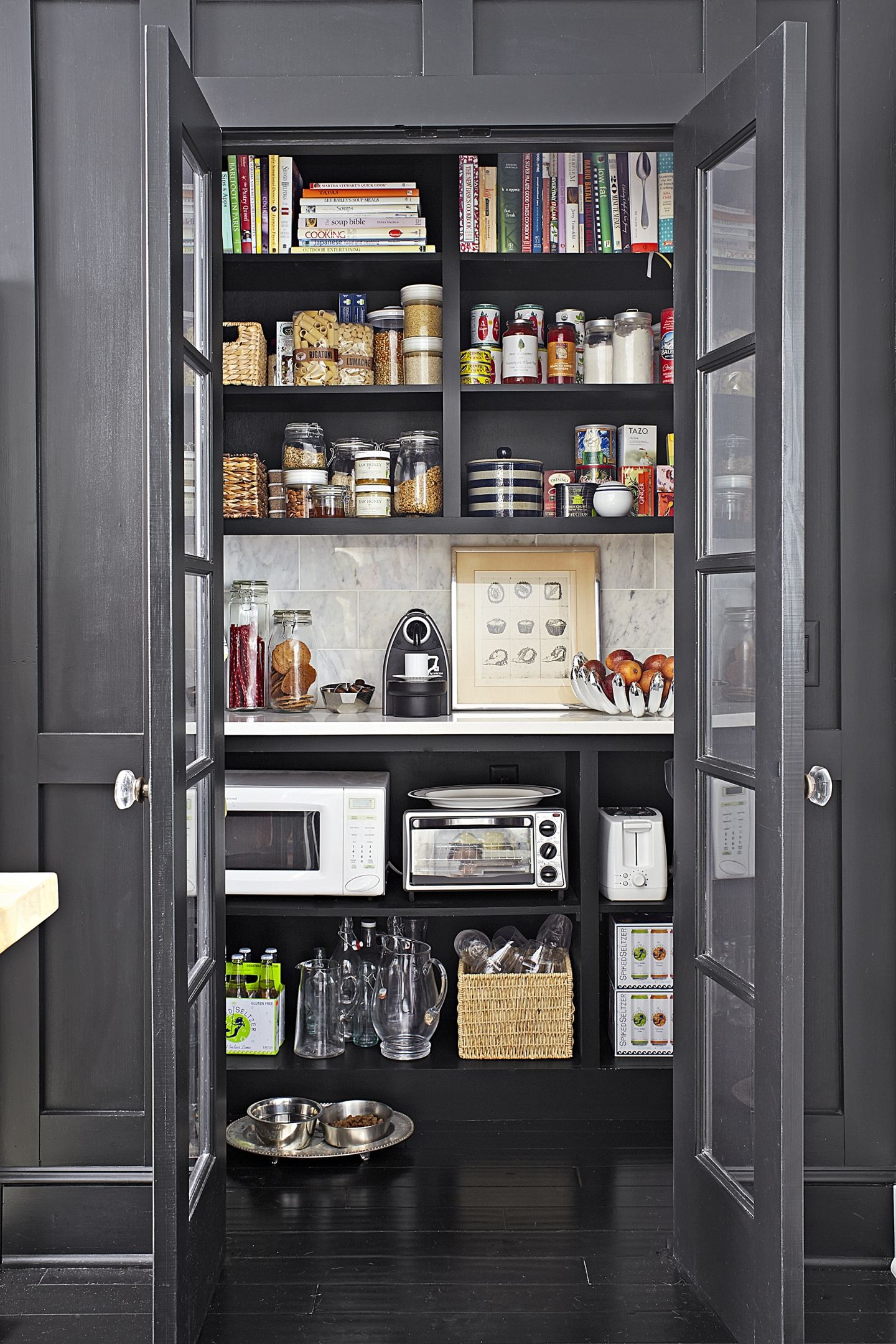 Neat Trick For A Family Friendly Kitchen Kitchen Pantry