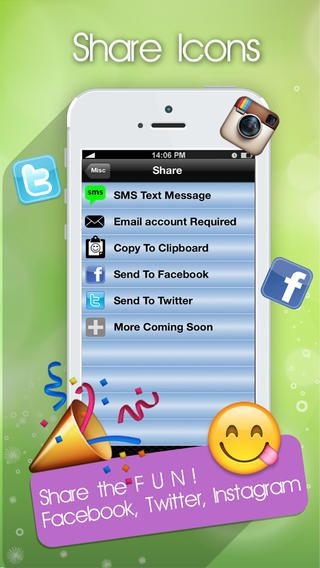 Top Free Iphone App 225 Emoji 2 Emoticons For Ios 7 New Free