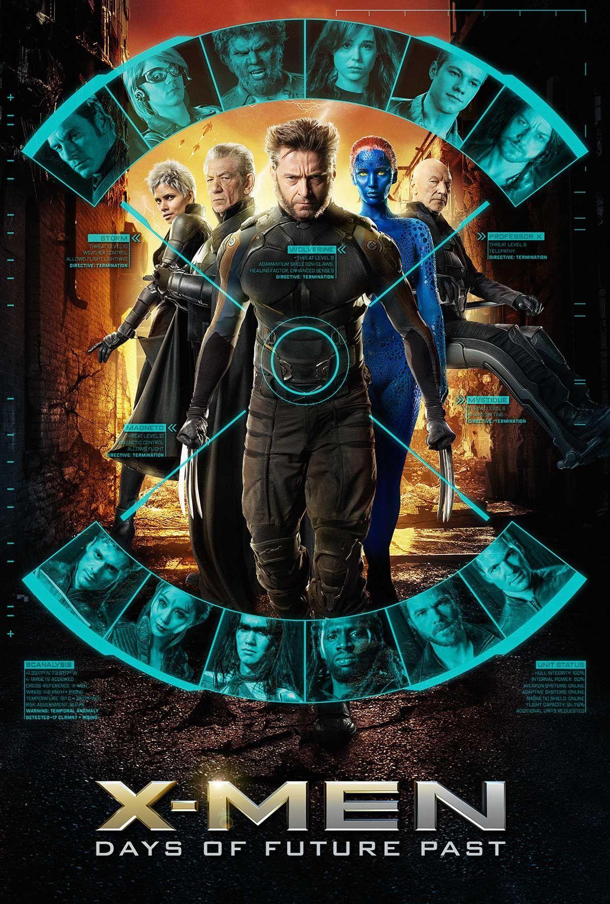 X Men Days Of Future Past 2014 Days Of Future Past X Men Marvel