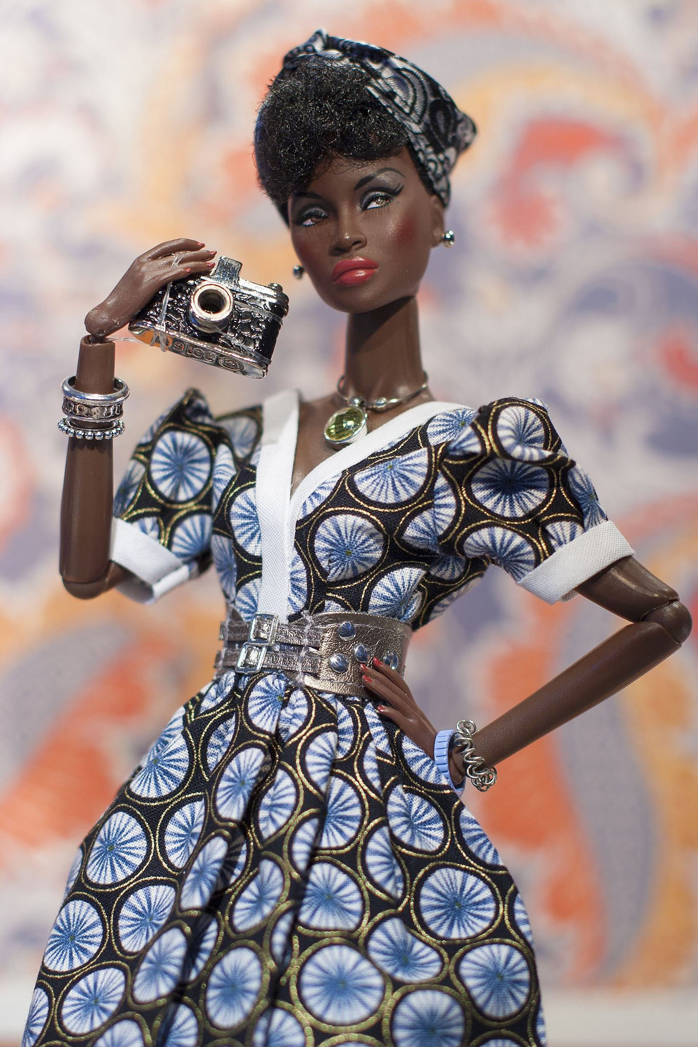 I NEED Black barbie, Fashion dolls, Bad barbie