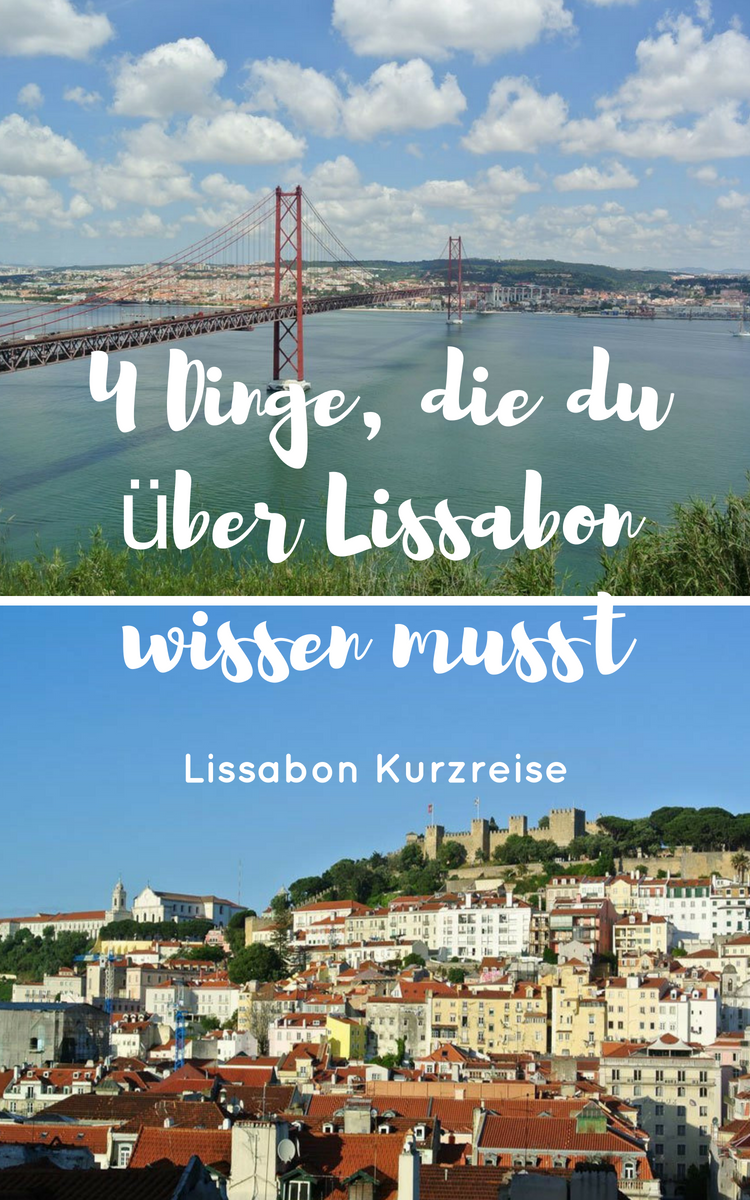 Ich Will Nach Lissabon
