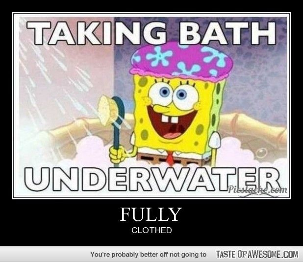 Funny spongebob with captions