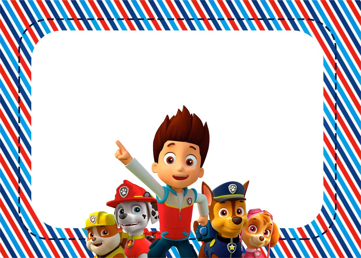 17 Best images about Paw patrol party on Pinterest | Party ...