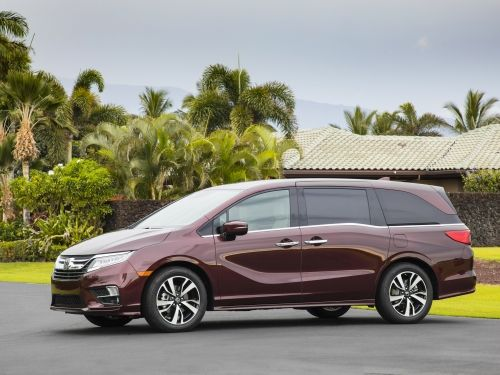 Honda Odyssey Is One Of The Safest Cars In America Honda Odyssey Honda Minivan Honda