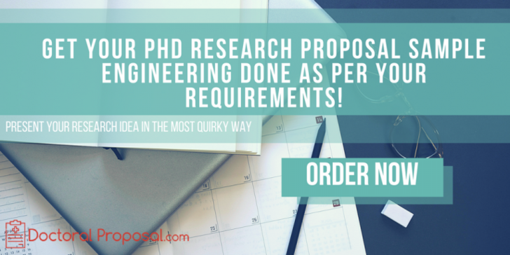 Writing Engineering Project Proposal Example That Will Show You How