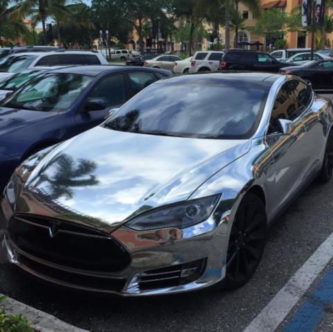 Tesla Eye Candy 17 / Best Tesla P85D Reaction Ever