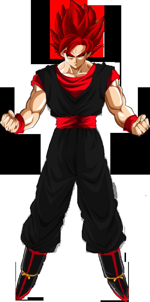 Evil Goku Ssgss By Narutosonic666 On Deviantart Evil Goku Goku Goku Ssjg