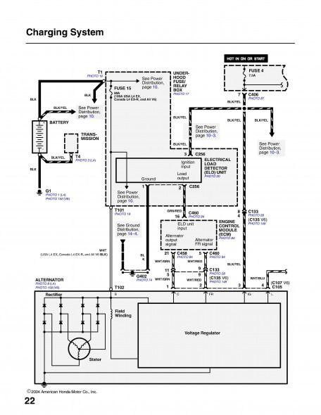 Wiring Diagram Honda Accord 1996