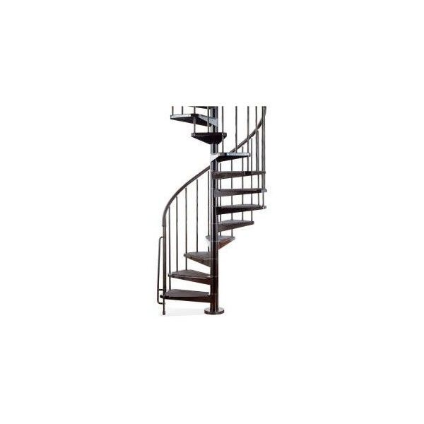 Best Civik 5 Ft 3 In Spiral Stair Kit K03020 At The Home 400 x 300