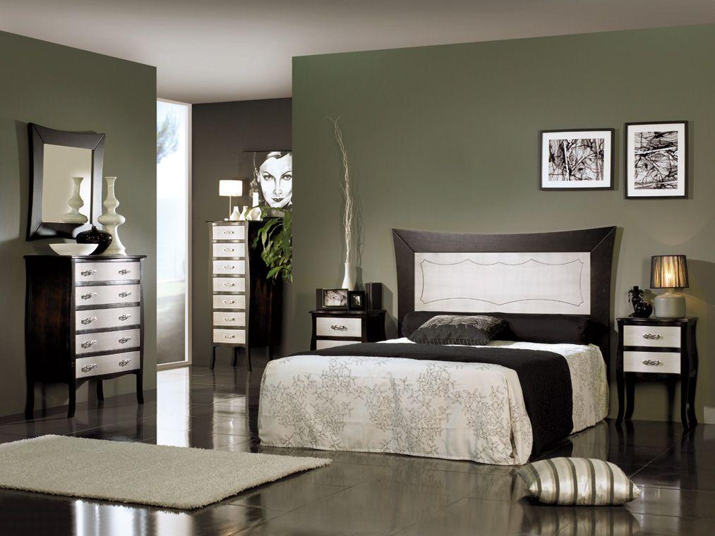 dormitorios de matrimonio lus raz Pinterest Dormitorio de