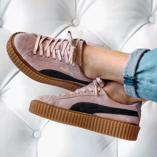 rihanna puma sneakers fenty Google Search | Shoes in 2019