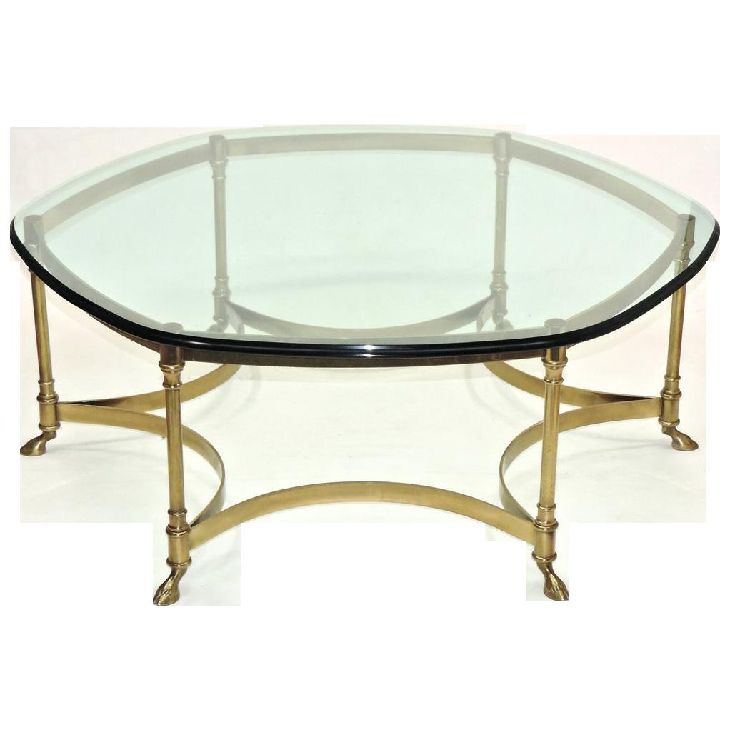 Vintage La Barge Brass Coffee Table Glass Top Coffee Table Coffee Table Furniture Brass Coffee Table [ 1022 x 1022 Pixel ]