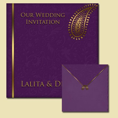 Hindu Wedding Invitation Cards – Design Indian Wedding Cards Online