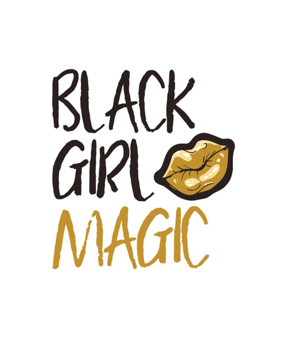 Black girl magic wallpaper