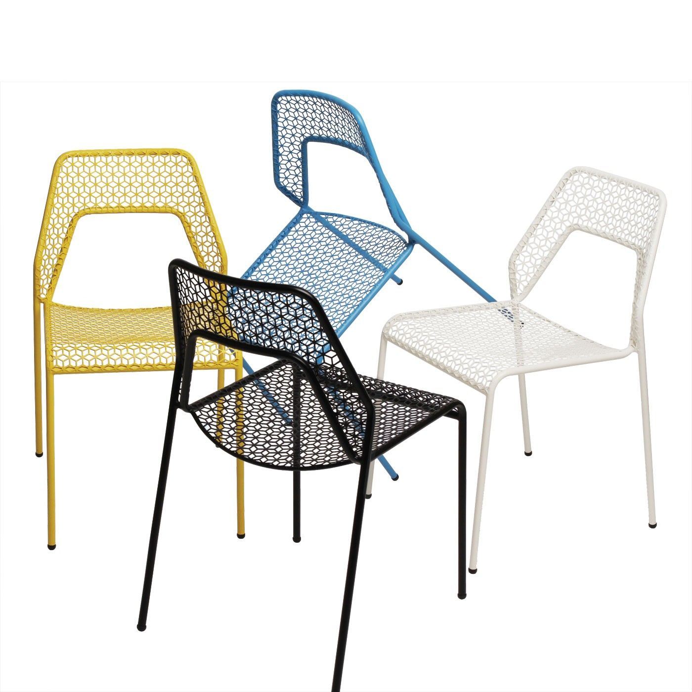 Outdoor Chairs For Pairing With Zen Table. So Fun! Modern Chair   Hot Mesh  Indoor/Outdoor Chair By Blu Dot