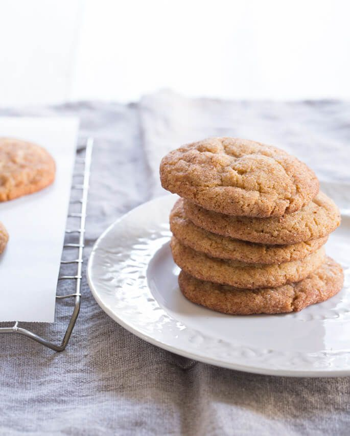Pumpkin Gluten Free Snickerdoodles | Great gluten free recipes for every occasion.