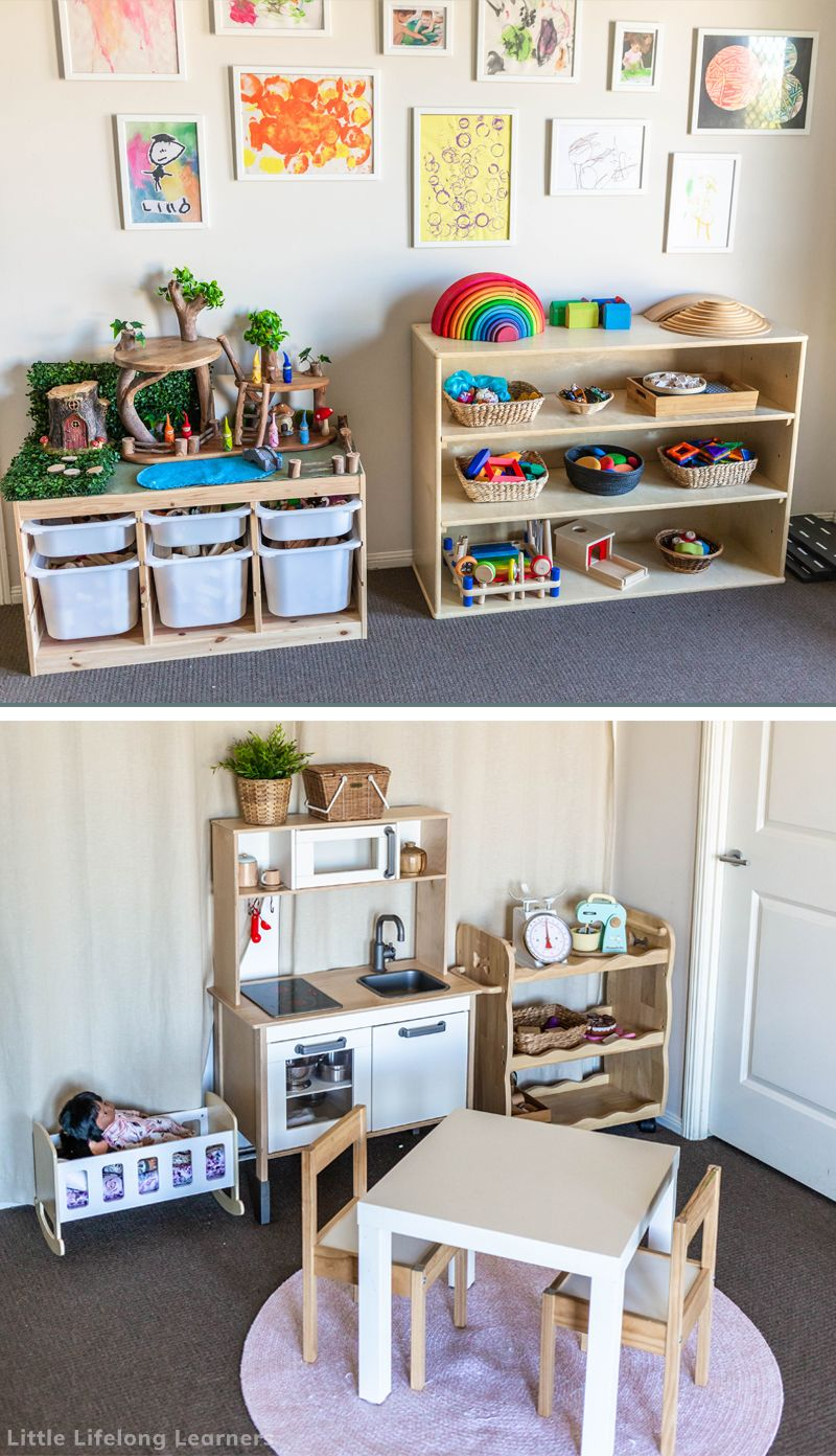 Toy Rotation Storage Ideas - Little Lifelong Learners