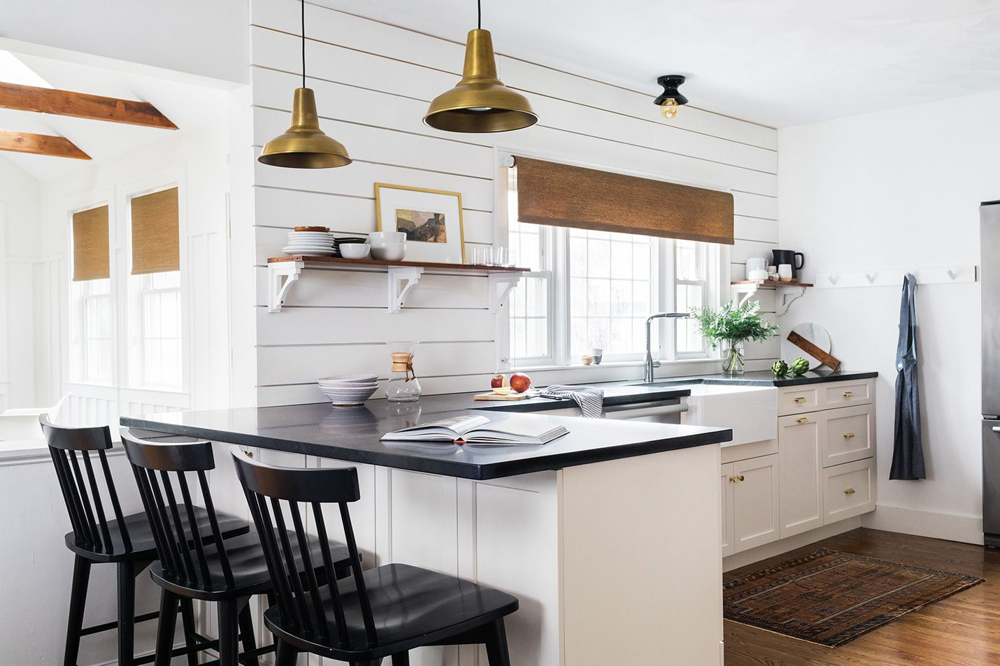 A Modern Scandinavian Farmhouse Kitchen Style Farmhouse Style Kitchen Farmhouse Interior