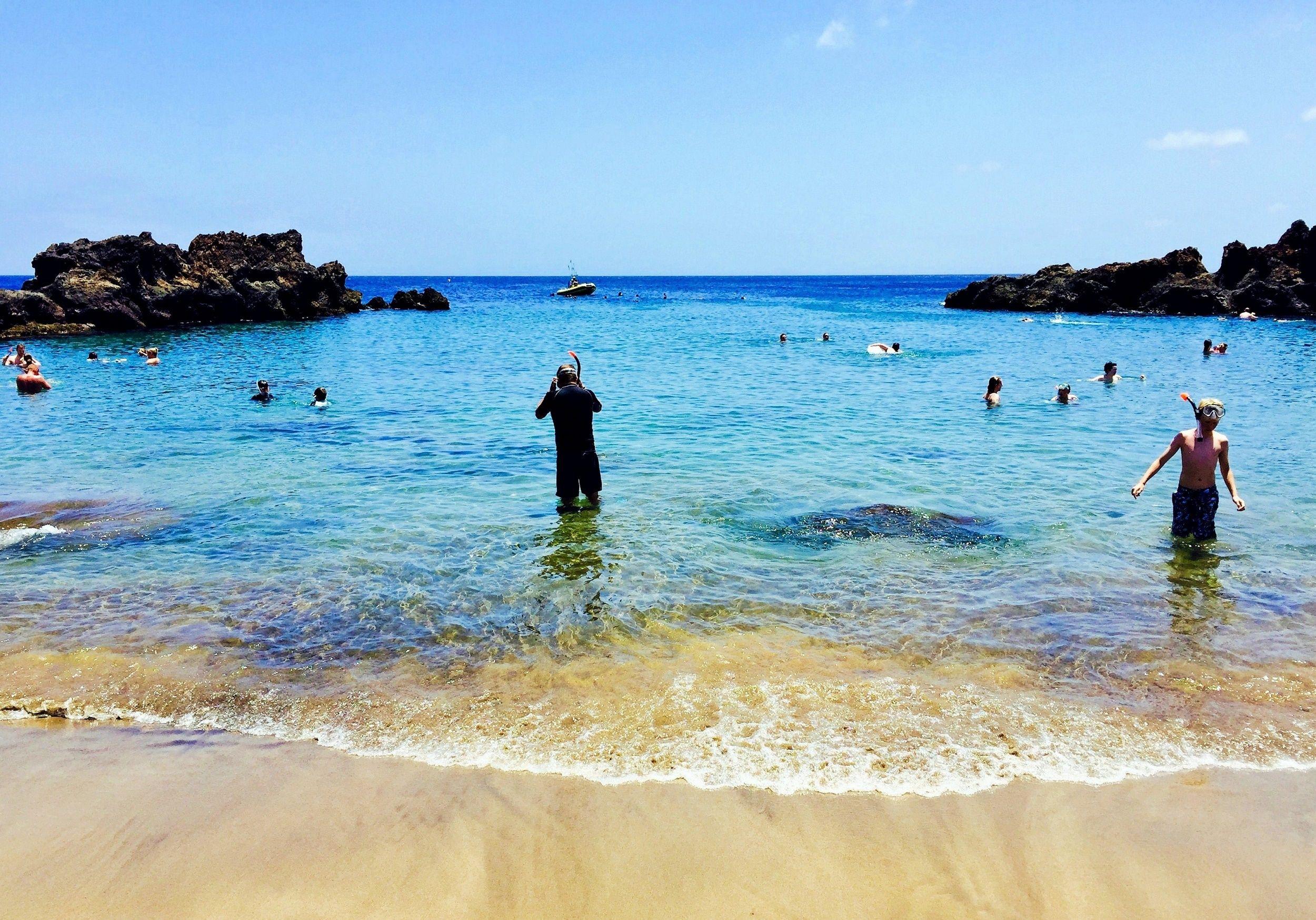 Lanzarote 3 30 Años Atrás En Tu Primer Día De Verano Lanzarote Islas Canarias Islas