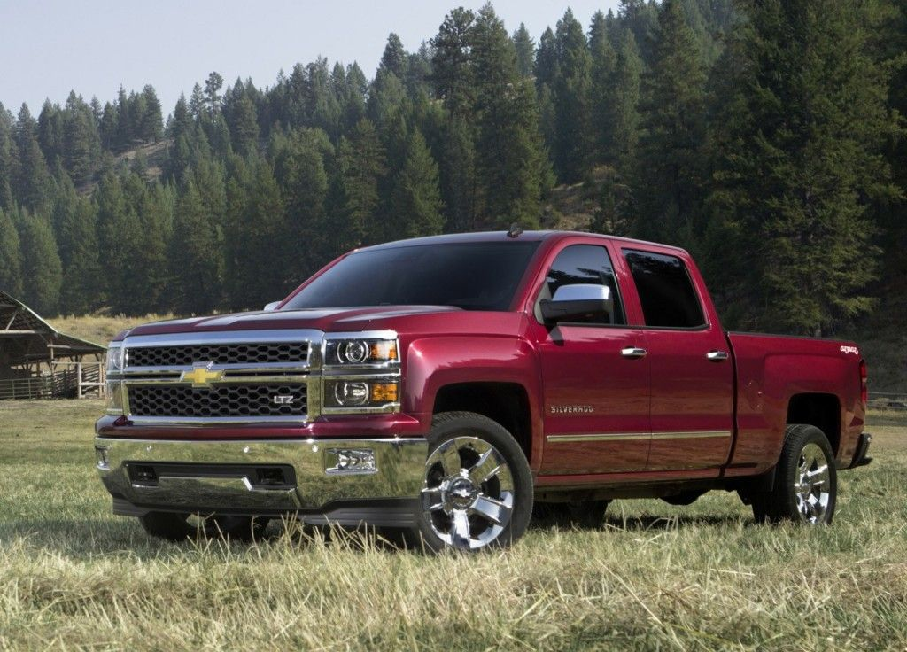 2014 Chevrolet Silverado Gmc Sierra Better Gas Mileage From More Efficient Engines With Images Chevy Silverado Chevrolet Silverado Chevy Silverado 1500