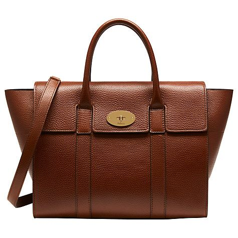... cheap buy mulberry bayswater strap small classic grain bag online at  johnlewis 118af ddba4 bbe06faac237b