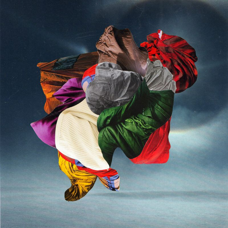 Interview daniel lint visual melt collage artists