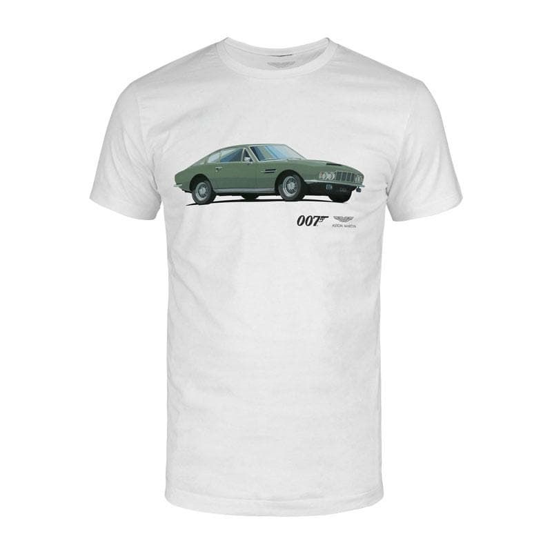 Aston Martin DBS T-Shirt - On Her Majesty's Secret Service Edition - S