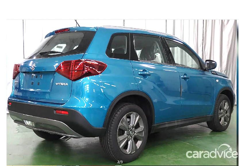 Trending Suzuki Vitara Series Ii Facelift Could Take On The Creta In India Suzuki Facelift India