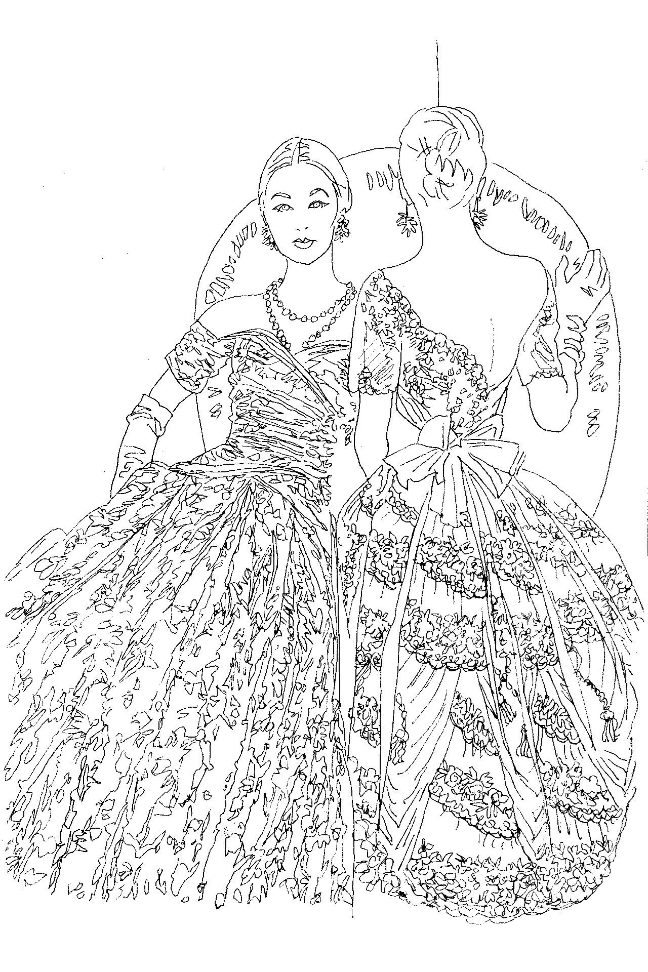 Introducing The Vogue Colouring Book Coloring Books Fashion Coloring Book Coloring Pages