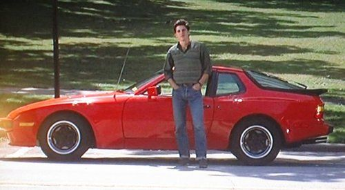 Jakeryan Porsche944 1980s With Images Sixteen Candles Movie
