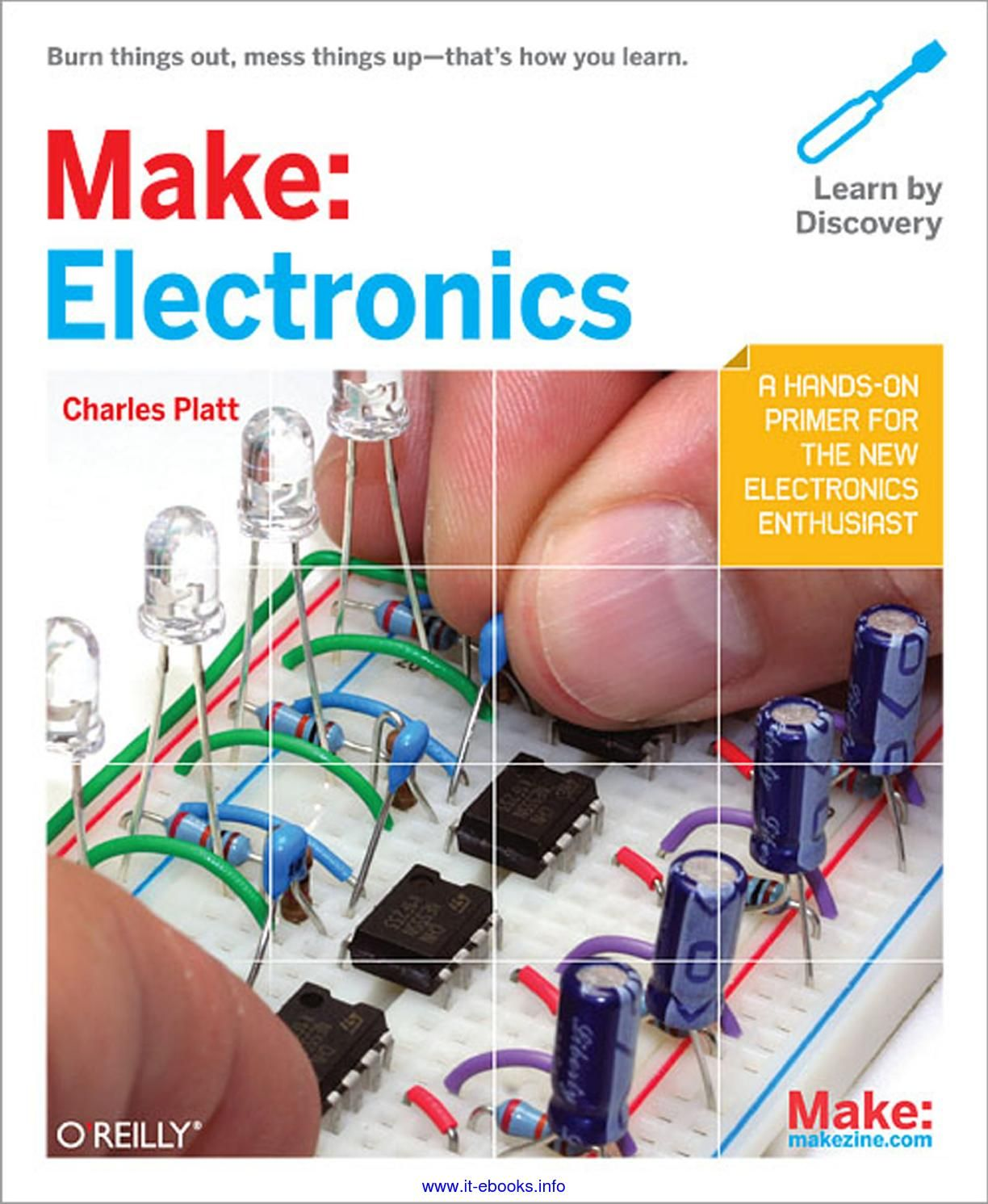 Make Electronics Arduino Projects And Diy How To Build Pcb Online Using Web Based Eda Tools Electronic Learning Through Discovery This Is Teaching At Its Best Hans Camenzind Inventor Of The 555 Timer Worlds Most Successful