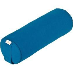 Photo of Yoga Mini Bolster / Nackenrolle Basic, petrol Yogabox