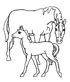 Un Blog Ce Cuprinde Planse De Colorat Si Fise De Lucru Pentru Copii Acest Blog Vine Ca Un Farm Coloring Pages Horse Coloring Pages Farm Animal Coloring Pages